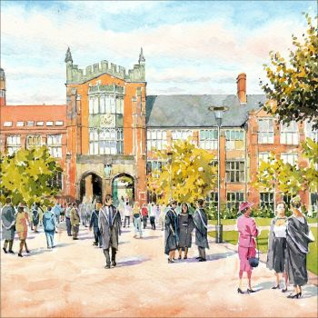 Graduation Day, Newcastle University
