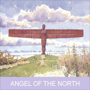 CO02 Angel of the North