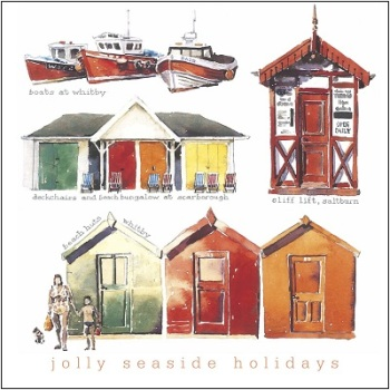 Jolly seaside holidays