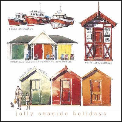 Jolly seaside holidays