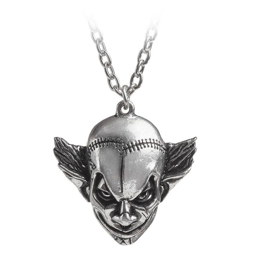Alchemy Mera Luna Evil Clown Necklace