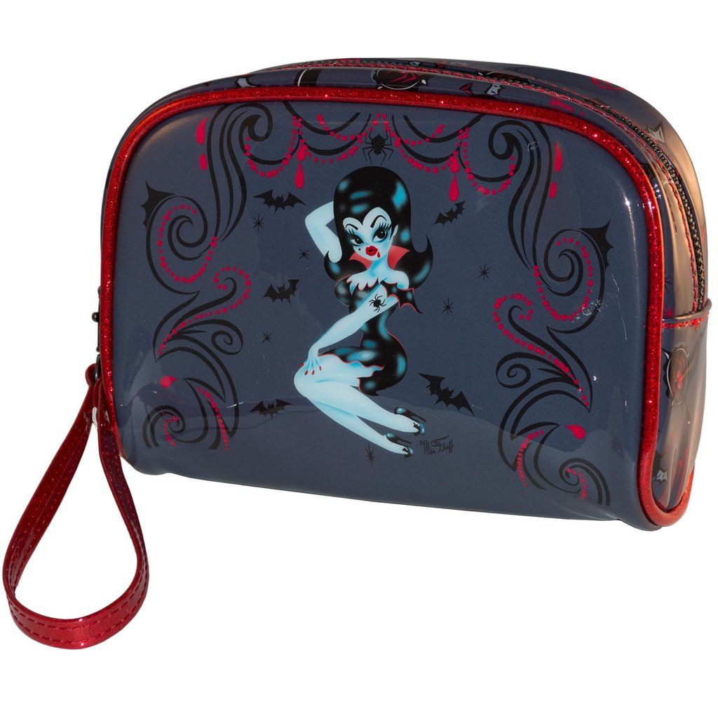 Kreepsville 666 Glampire Make Up Bag