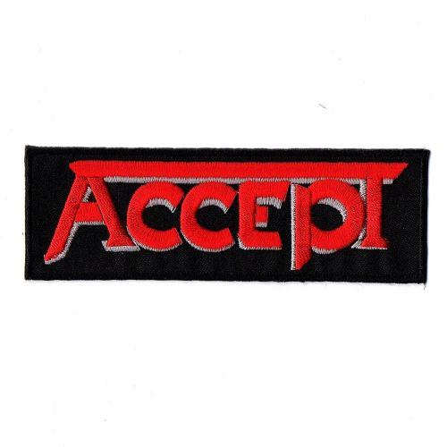 Accept Logo Patch