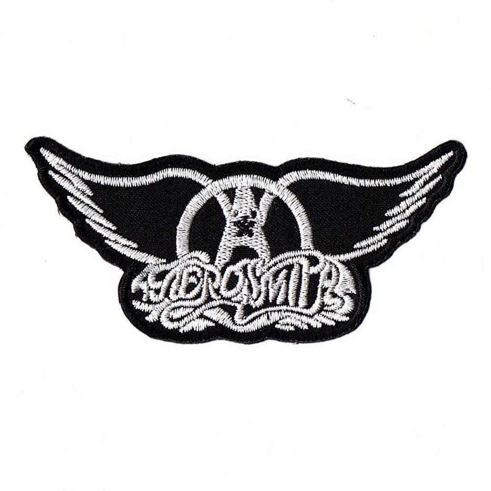 Aerosmith White Wings Patch