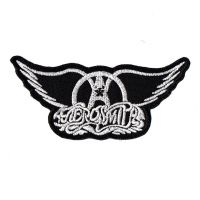 Aerosmith White Wings Patch