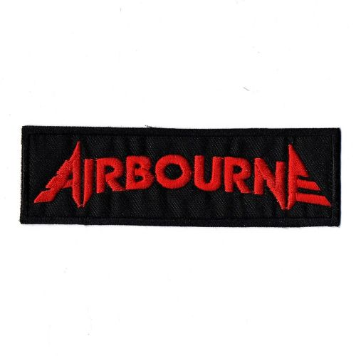 Airbourne Logo Patch