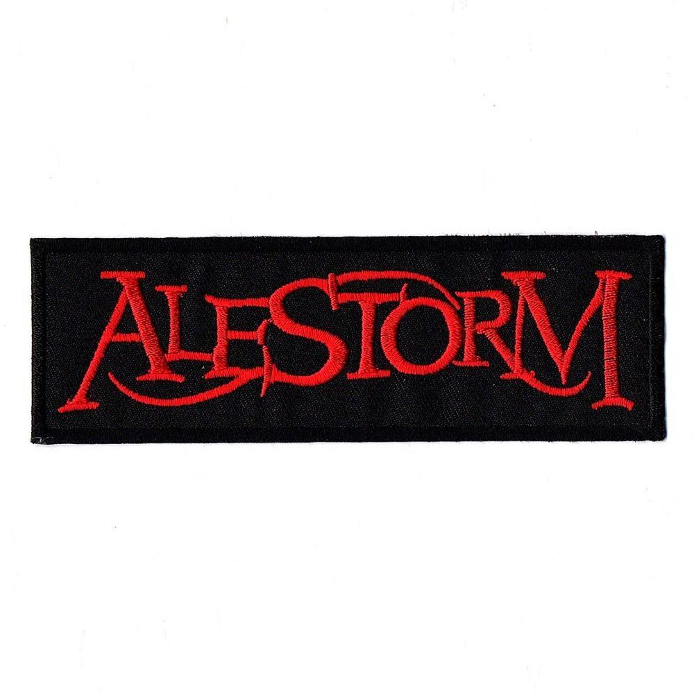 Alestorm Logo Patch