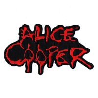 Alice Cooper Logo Patch