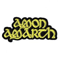Amon Amarth Logo Patch