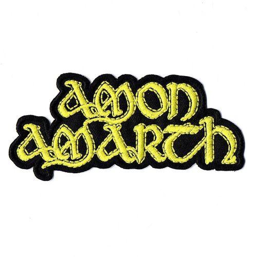 Amon Amarth Logo Patch
