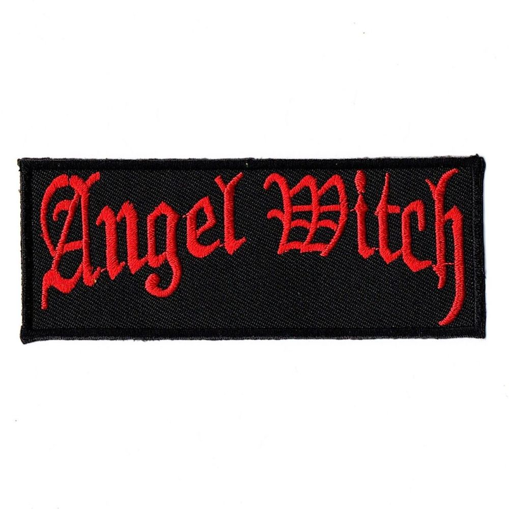 Angel Witch Logo Patch