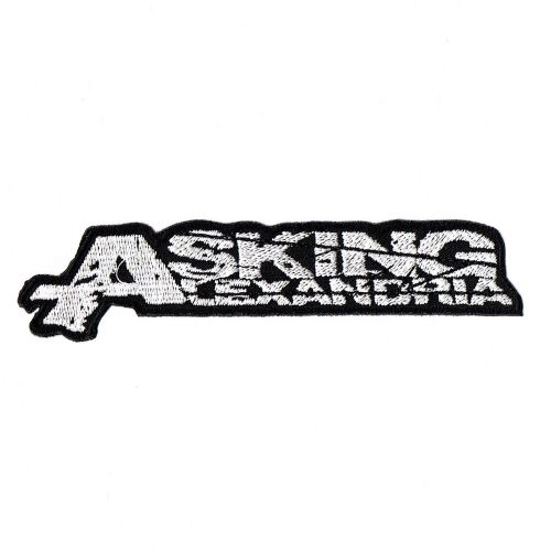 Asking Alexandria Logo Patch