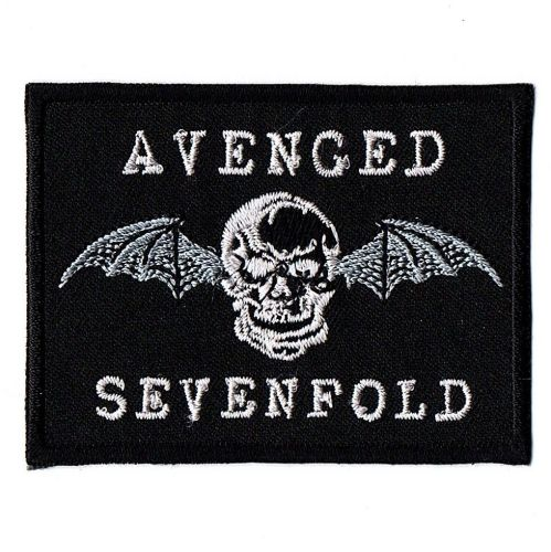 Avenged Sevenfold Death Bat Patch