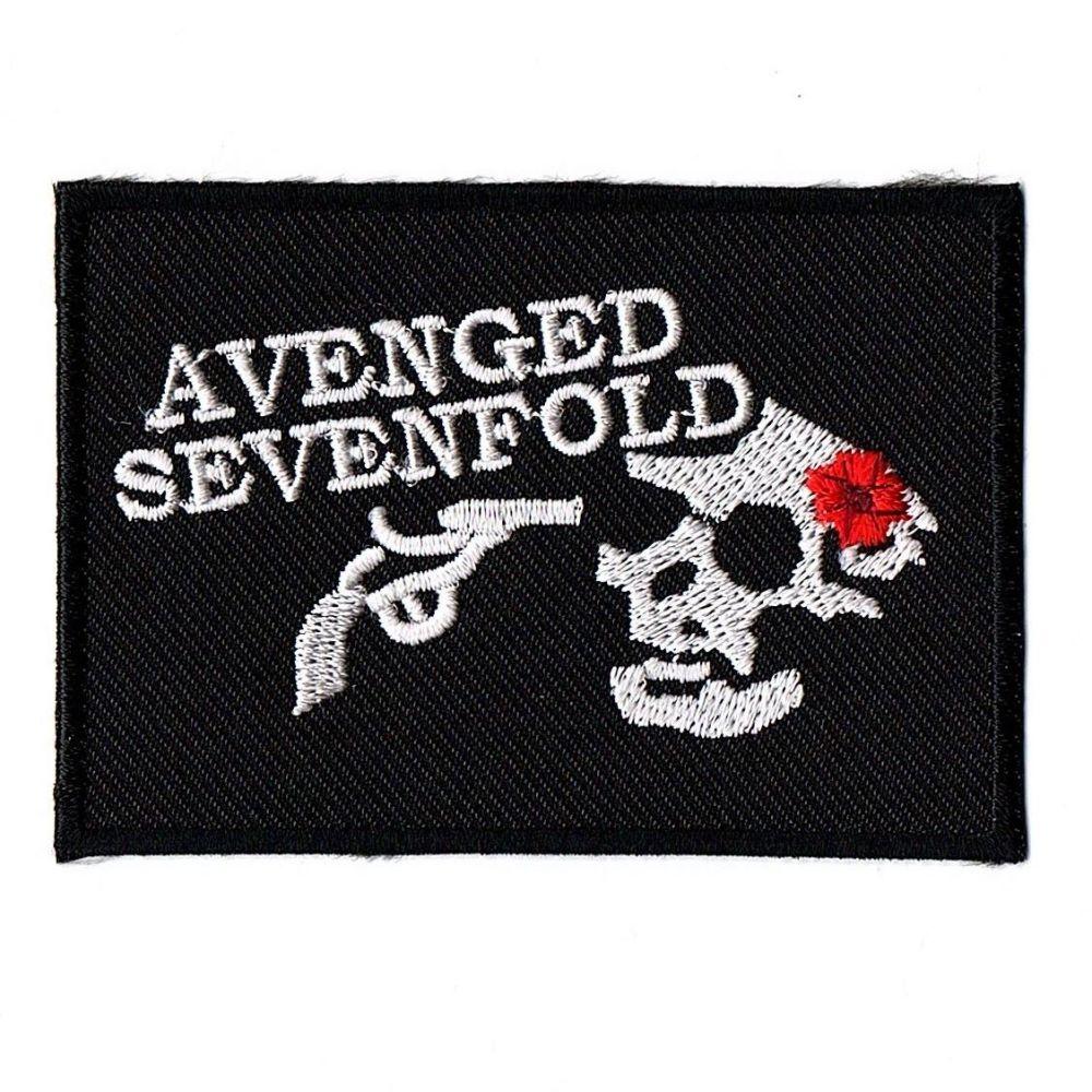 Avenged Sevenfold Headshot Patch