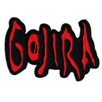 Gojira Logo Patch