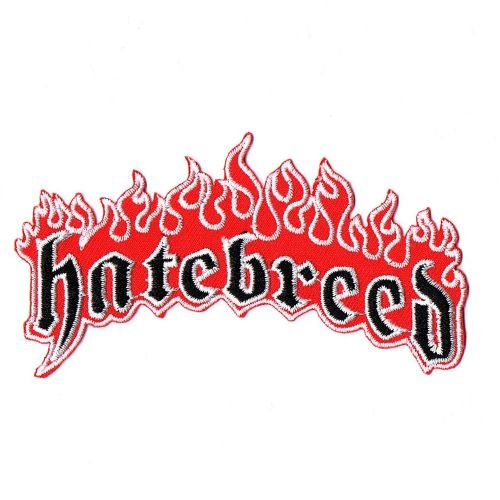Hatebreed Flames Patch