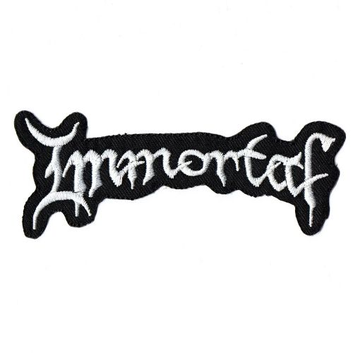 Immortal Logo Patch