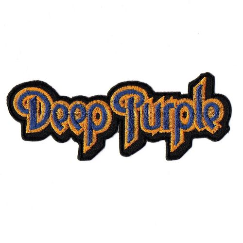 Deep Purple Logo Patch