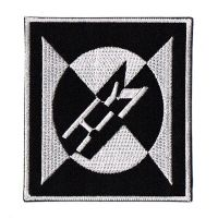 Machine Head Patch