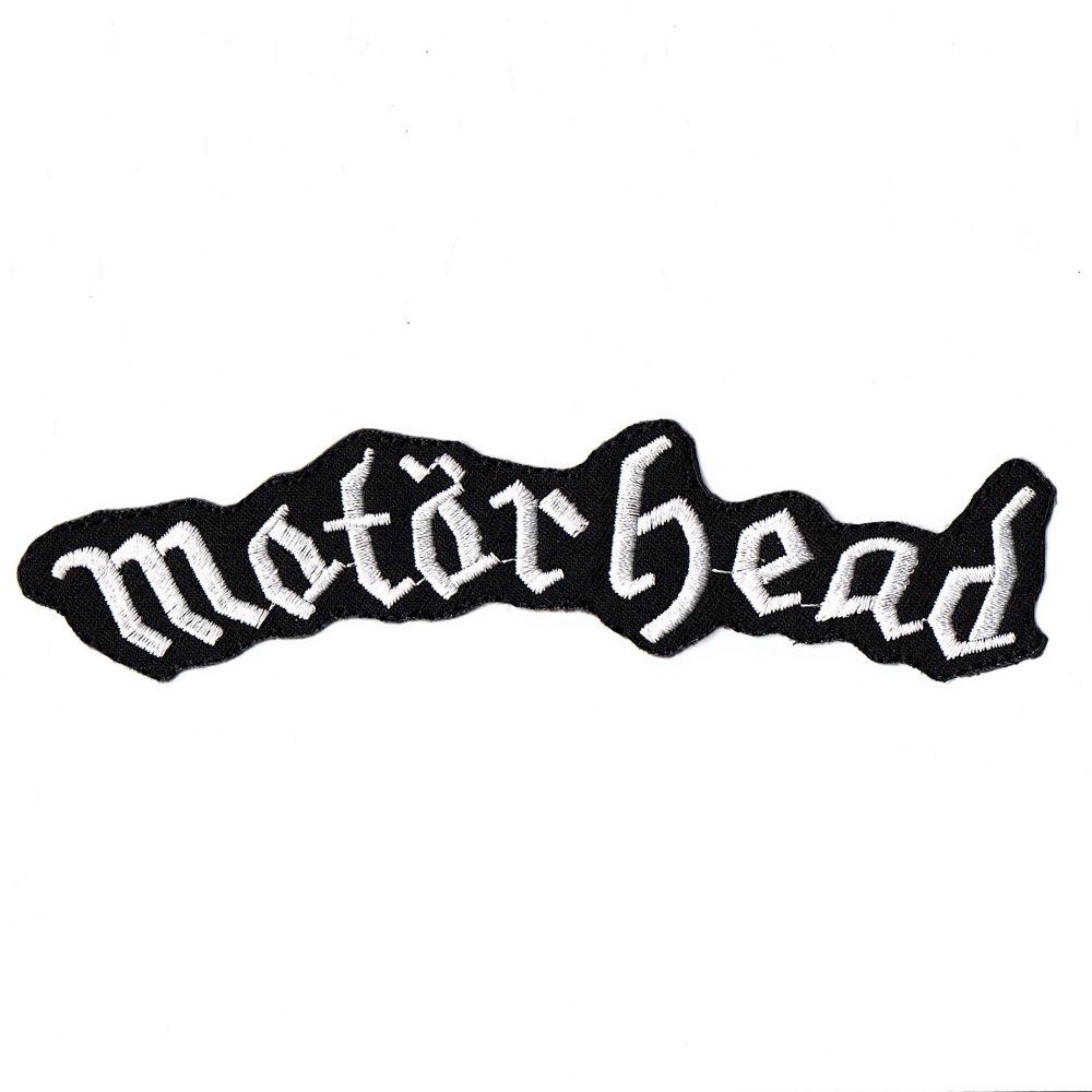 Motorhead Logo Patch