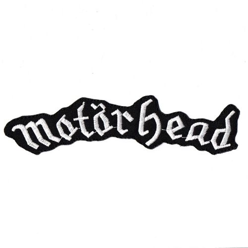 Motorhead Logo Patch