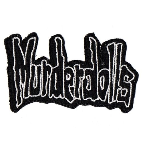 Murderdolls Logo Patch