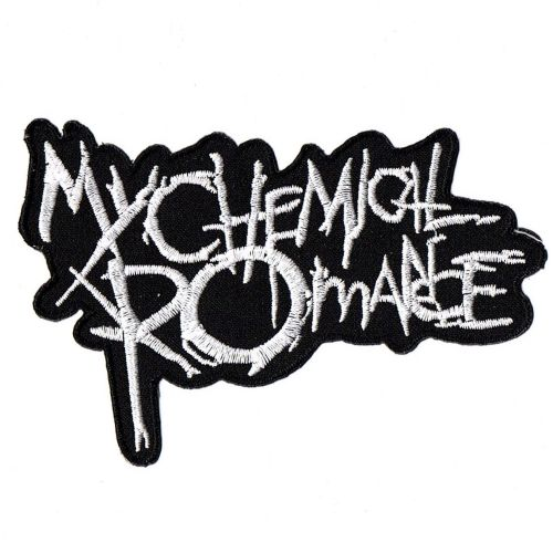 My Chemical Romance Logo Patch