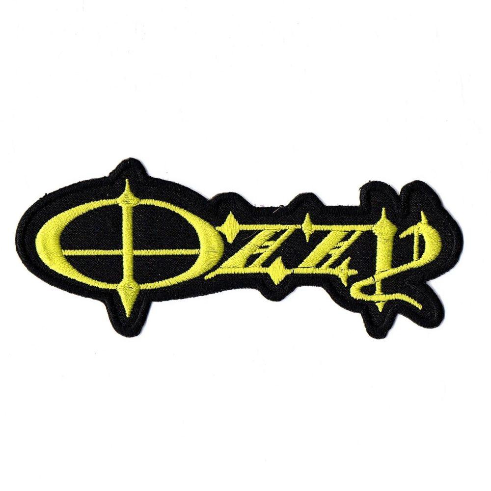 Ozzy Osbourne Logo Patch