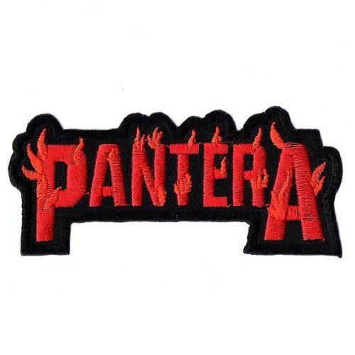 Pantera Flame Patch