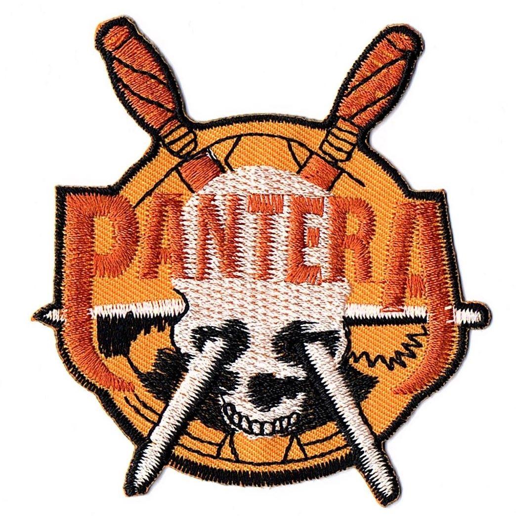 Pantera Skull Swords Patch