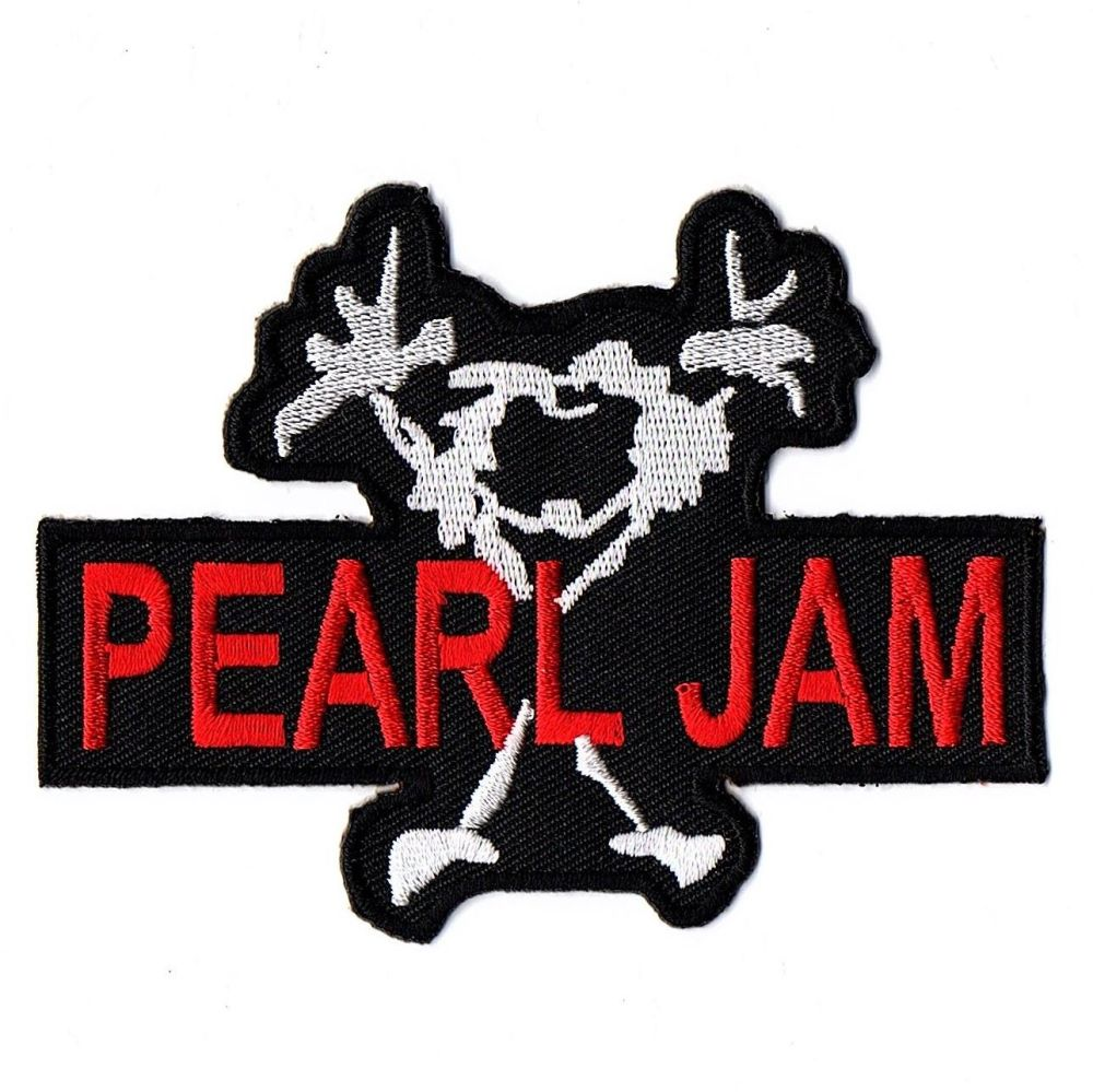 Pearl Jam Logo Patch