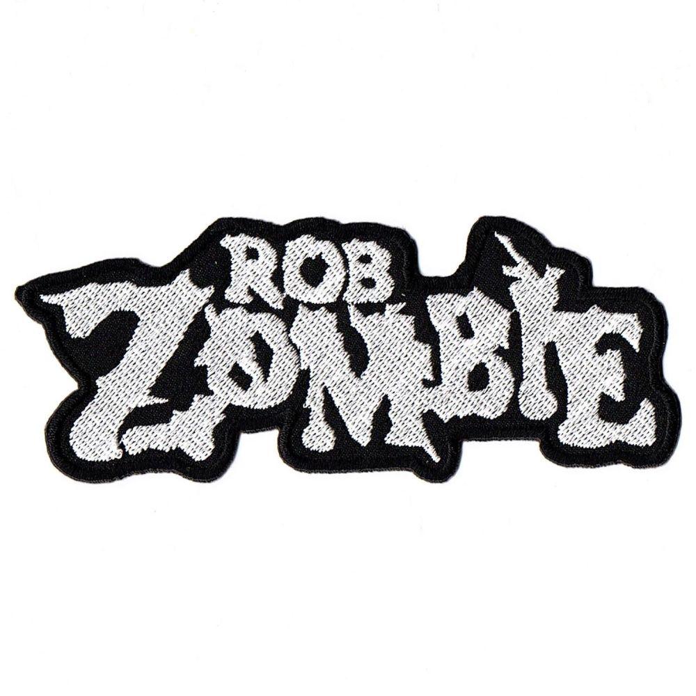 Rob Zombie Logo Patch