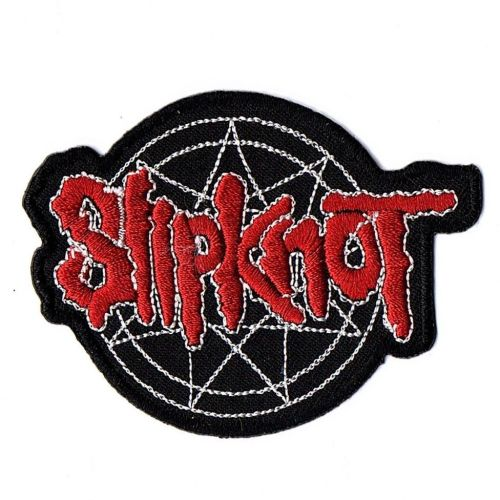 Slipknot Pentagram Patch
