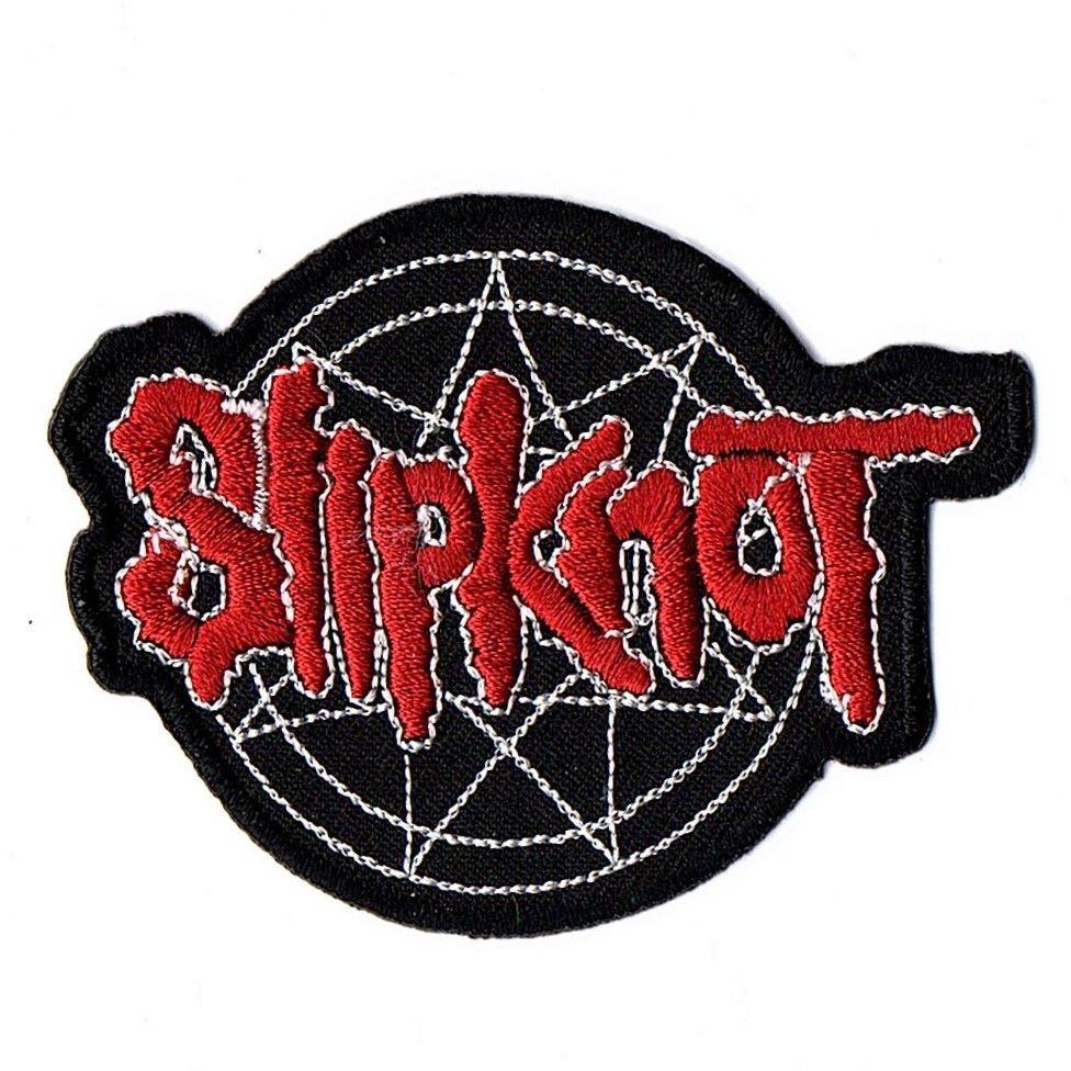 Slipknot Pentagram Patch