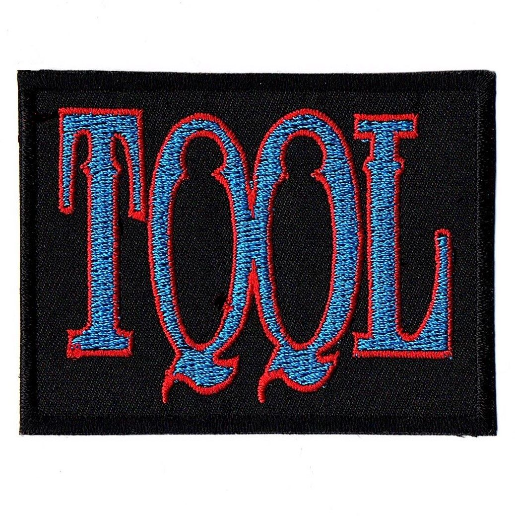 Tool Logo Patch
