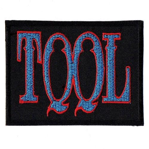 Tool Logo Patch