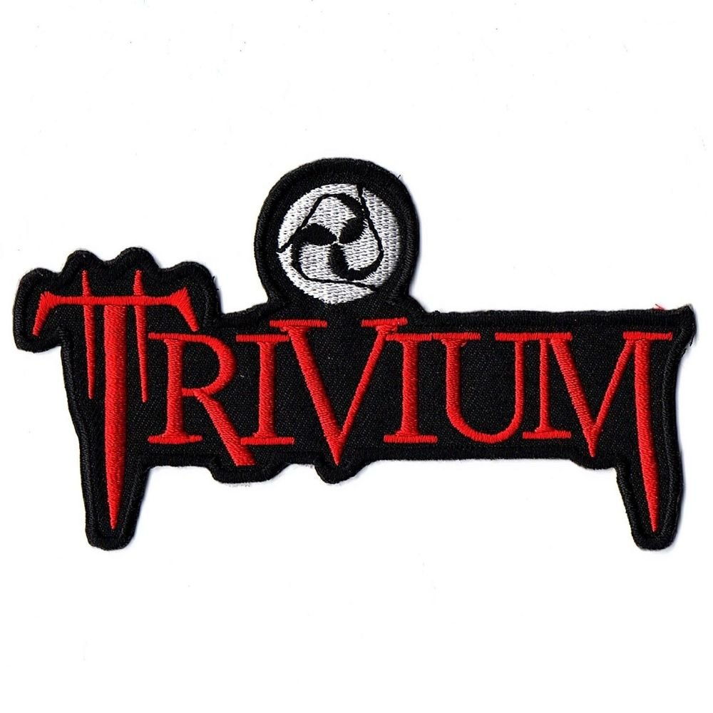 Trivium Logo Patch