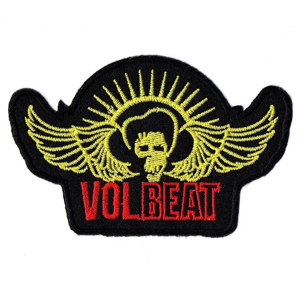 Volbeat Logo Patch