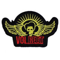 Volbeat Logo Patch