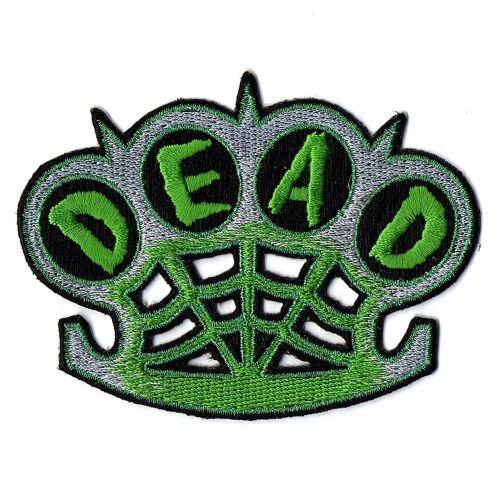 Kreepsville 666 Dead Knuckle Patch