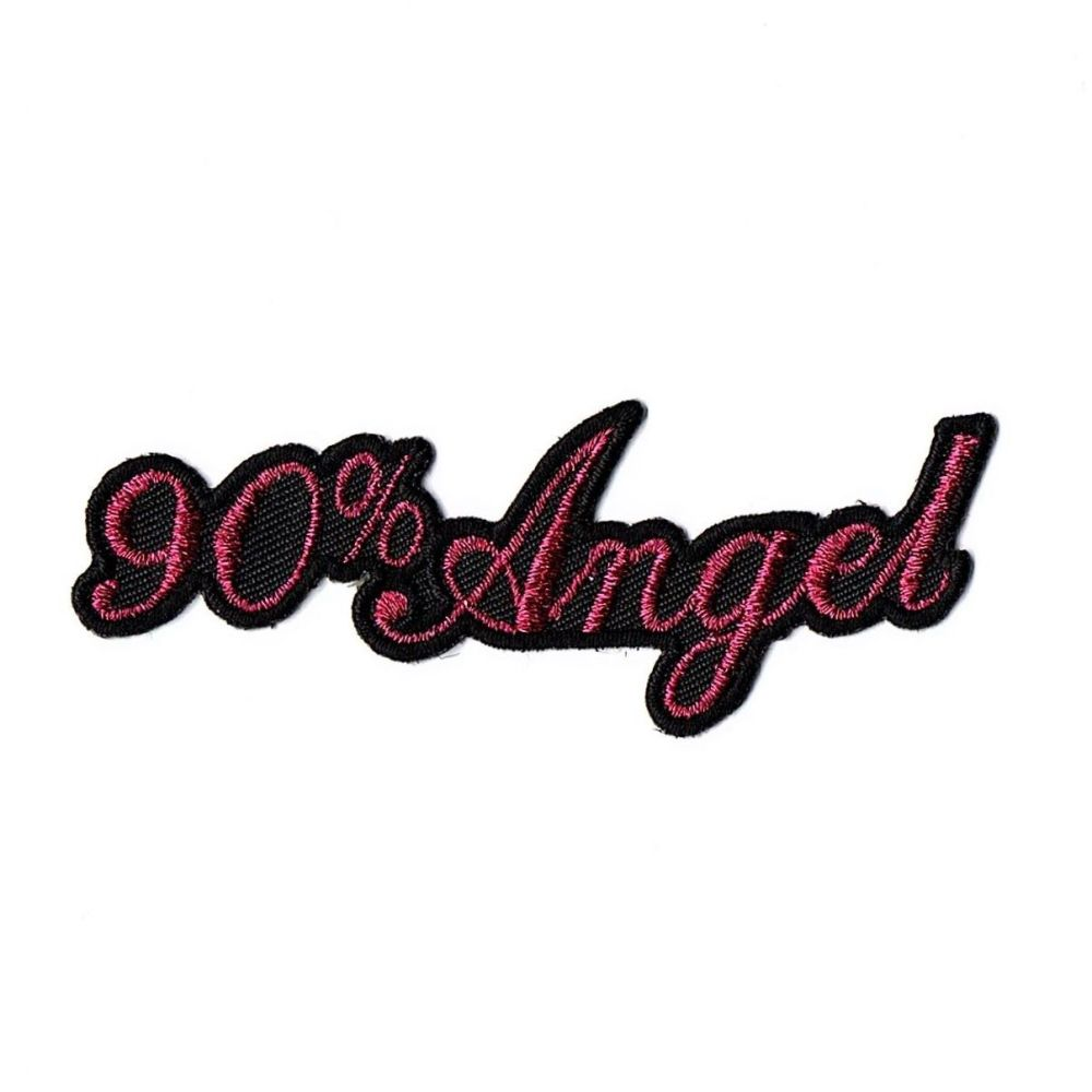 90% Angel Patch