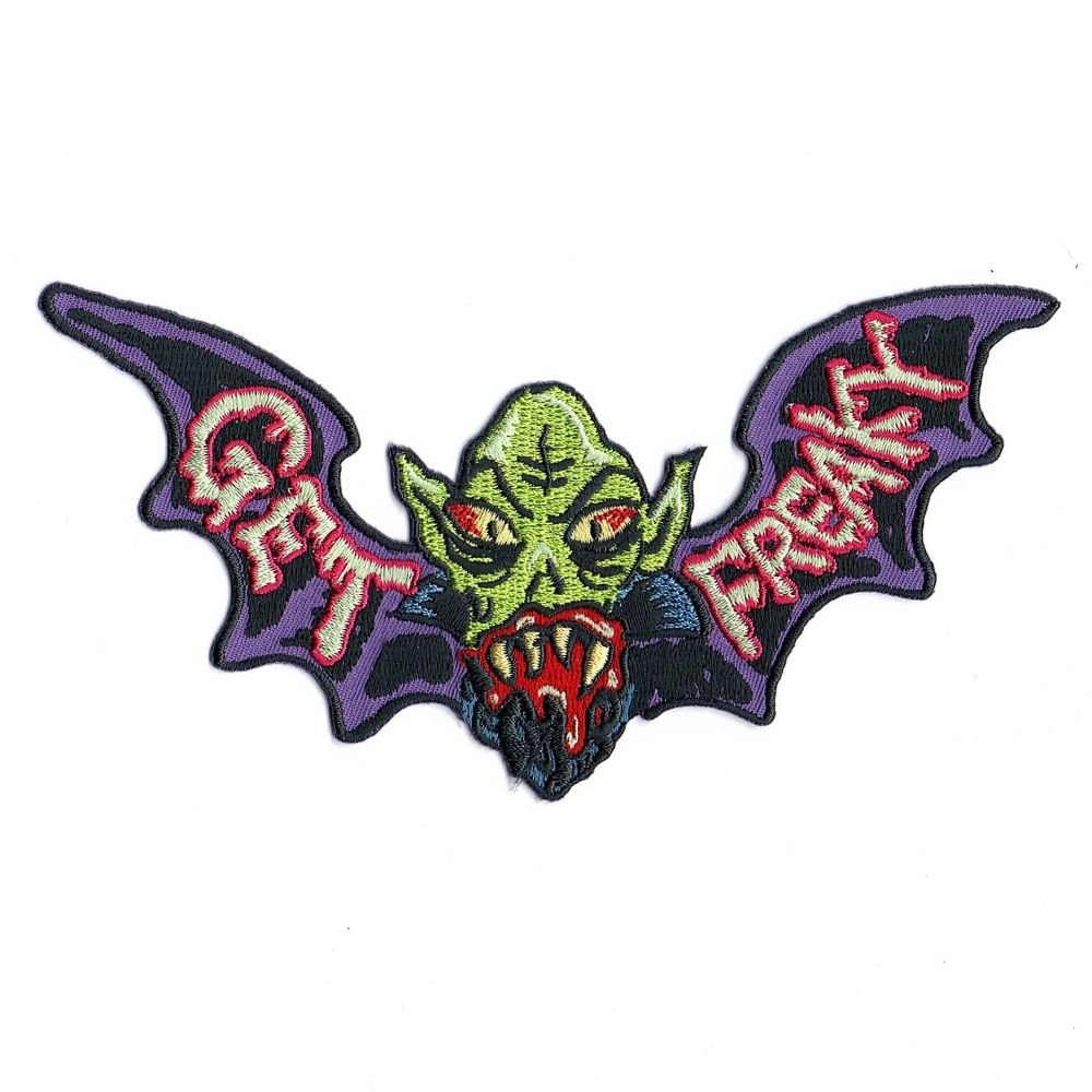 Get Freaky Bat Patch