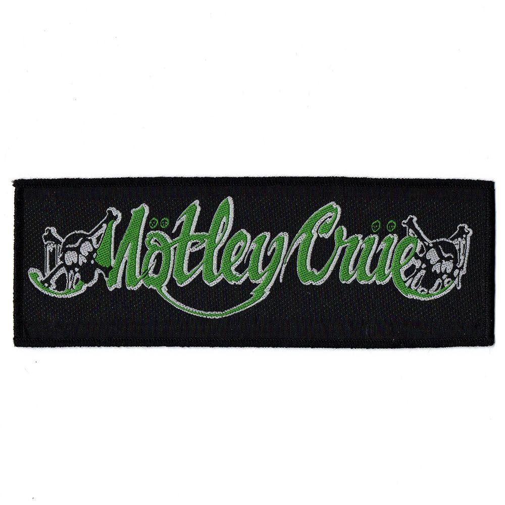 Motley Crue Logo Patch