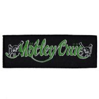Motley Crue Logo Patch