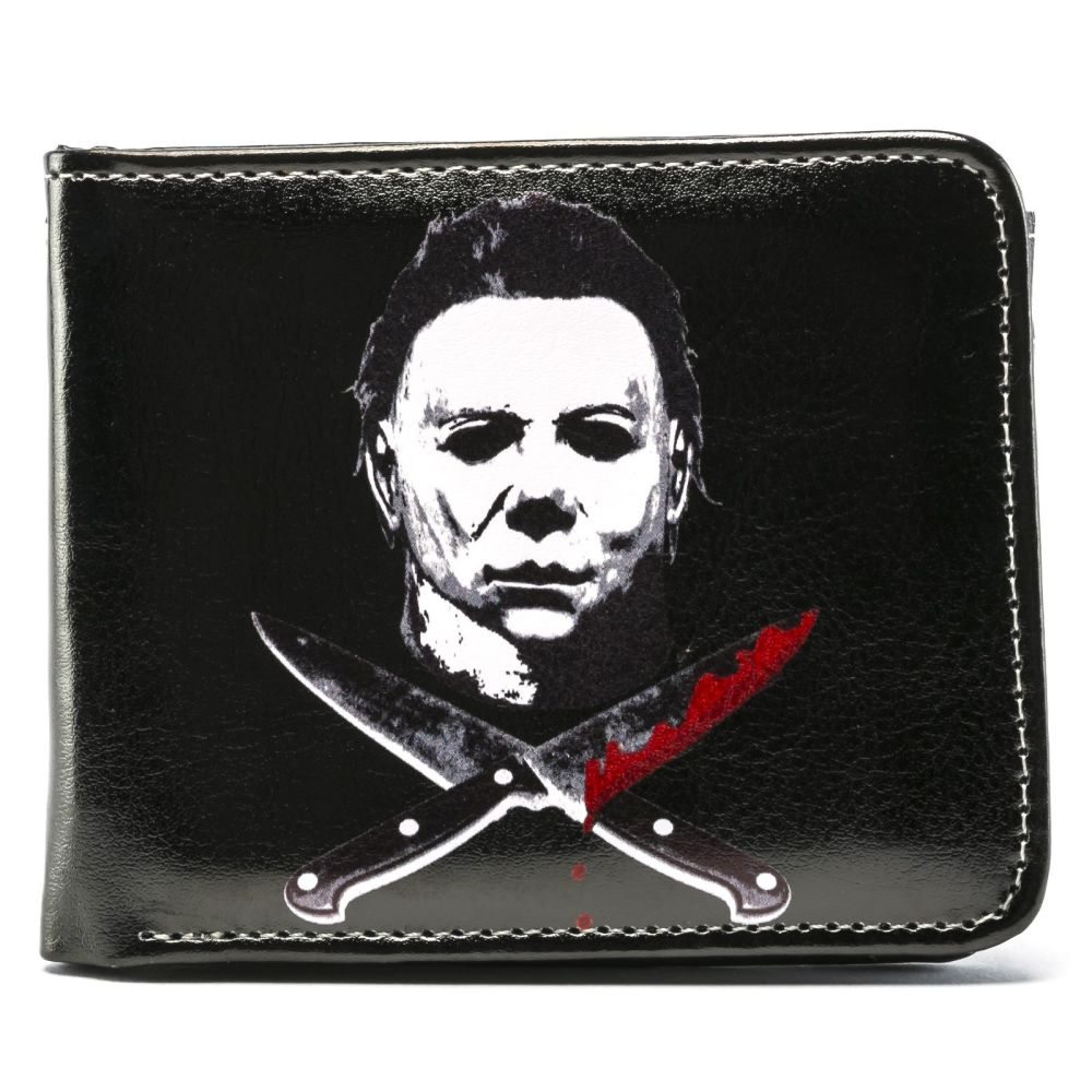 Halloween Michael Myers Wallet