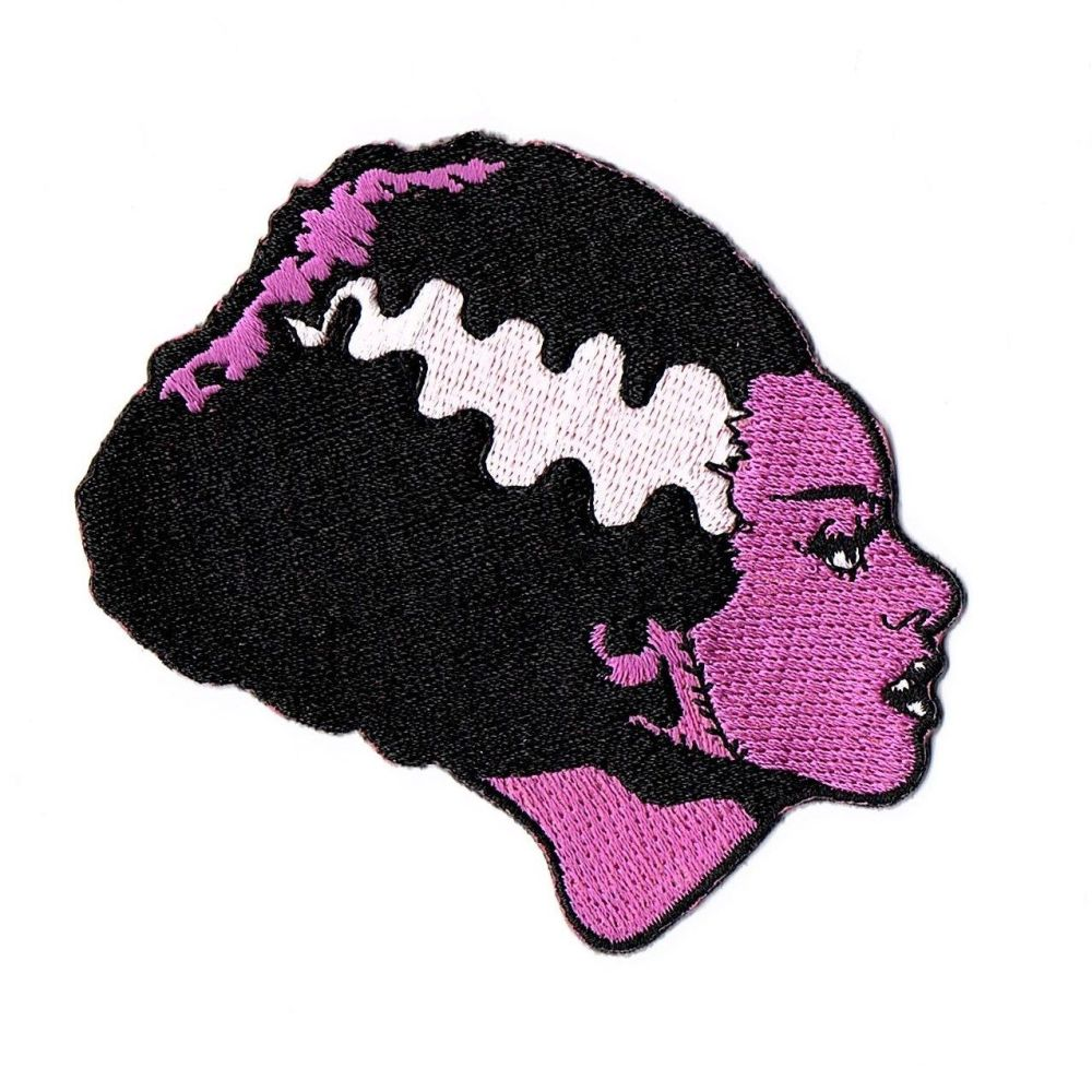 Bride Of Frankenstein Patch