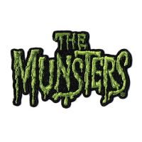 Munsters Logo Patch