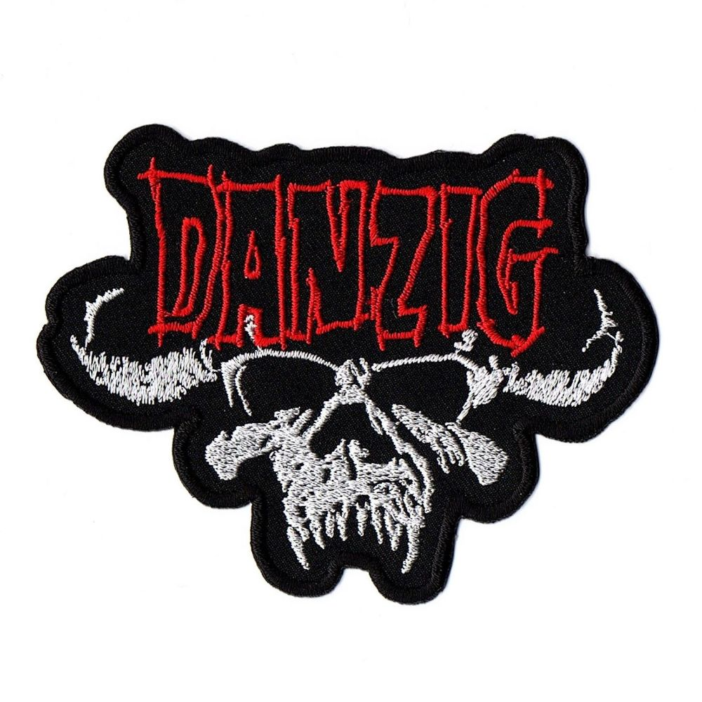 Danzig Logo Patch