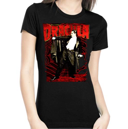 Rock Rebel Dracula Tshirt