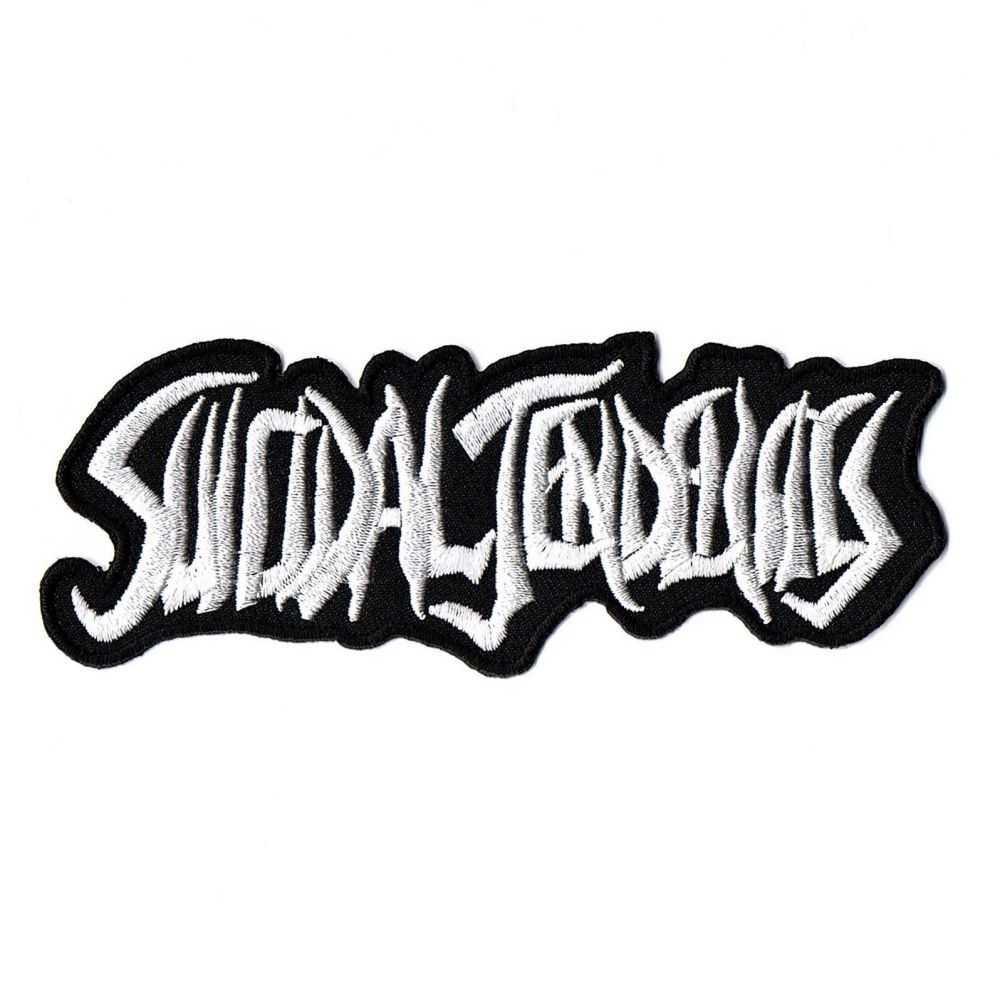 Suicidal Tendencies Logo Patch